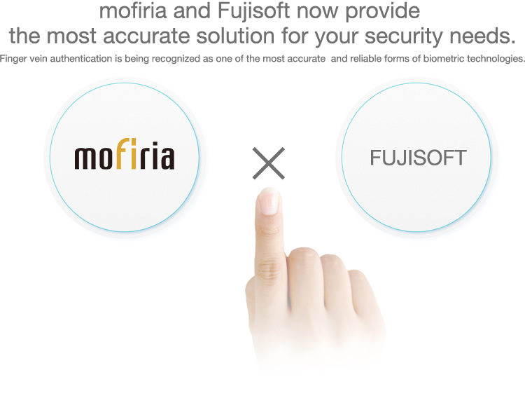 mofiria and Fujisoft now provide the most secure solution for your security needs.