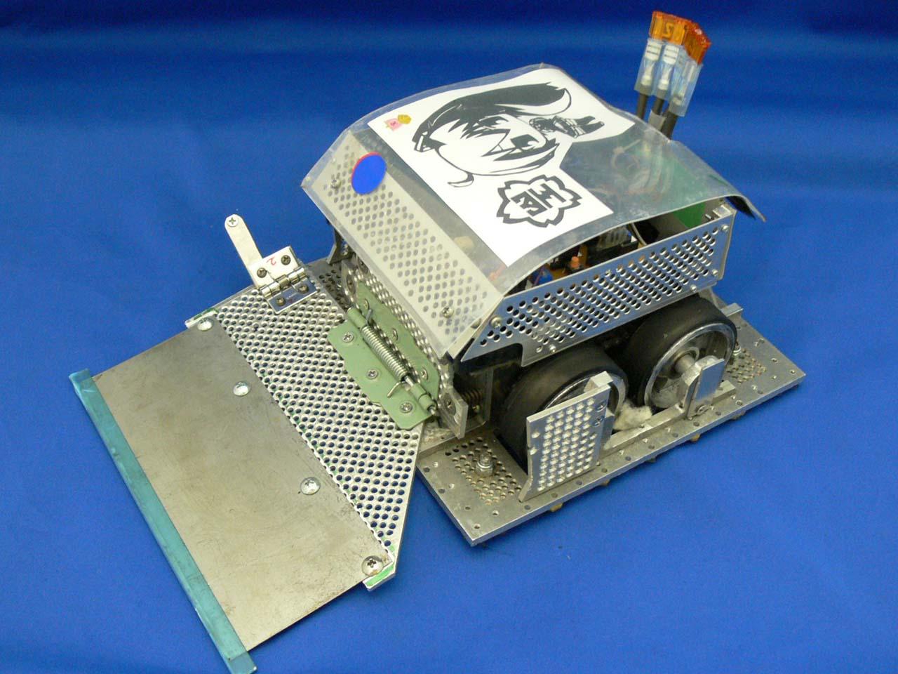 全日本ロボット相撲大会:第23回大会 全日本の部 全国大会出場者一覧・自立型 <全国大会出場者一
